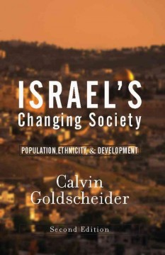 Israel's Changing Society