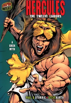 Hercules : The Twelve Labors [graphic Novel]