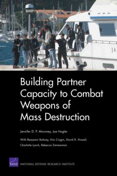 Building Partner Capacity to Combat Weapons of Mass Destruction
