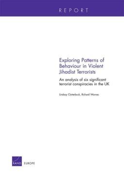 Exploring Patterns of Behaviour in Violent Jihadist Terrorists
