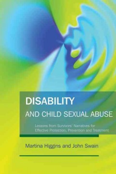 Disability and Child Sexual Abuse