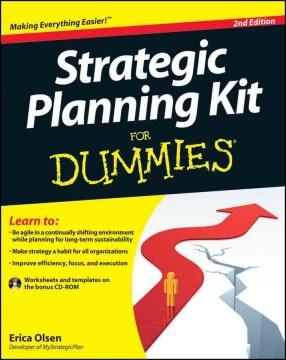 Strategic Planning Kit for Dummies