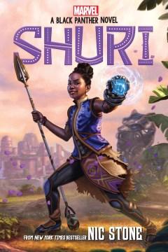 Shuri: A Black Panther Novel (Marvel)