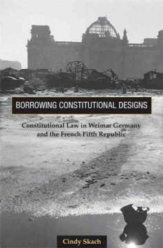 Borrowing Constitutional Designs
