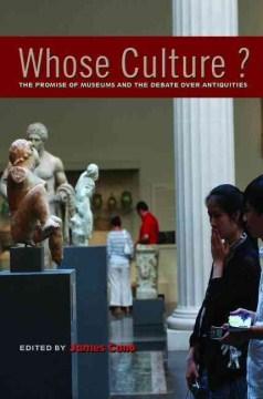 Whose Culture?