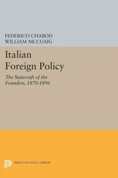 Italian Foreign Policy