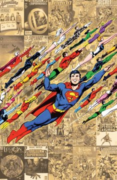 Legion of Super-heroes : 1,050 Years of the Future