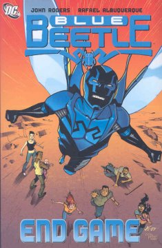 Blue Beetle : End Game