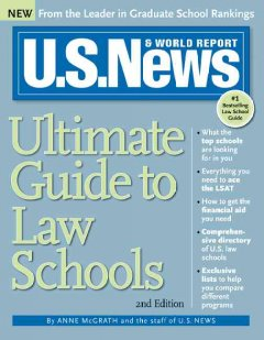 Ultimate Guide to Law Schools