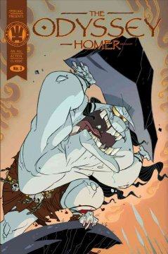 The Odyssey : Homer [graphic Novel]