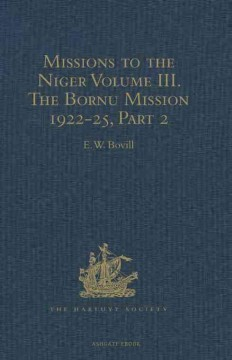 Missions to the Niger