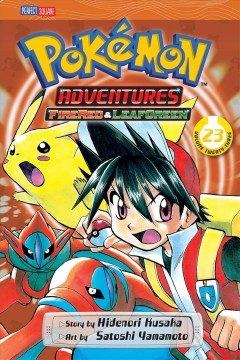 Pokemon Adventures ; Vol. 23 : FireRed  & LeafGreen