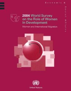 2004 World Survey on the Role of Women in Development