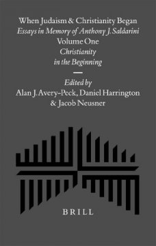 When Judaism and Christianity Began