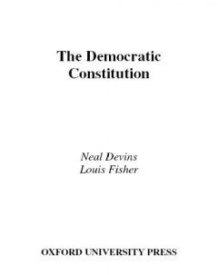 The Democratic Constitution