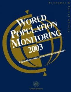 World Population Monitoring, 2003