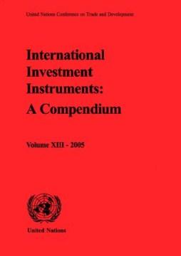 International Investment Instruments