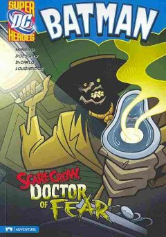 Scarecrow, Doctor of Fear
