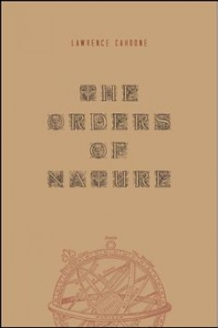 The Orders of Nature