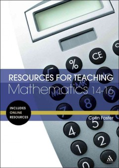 Resources for Teaching Mathematics, 14-16