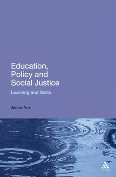 Education, Policy, and Social Justice