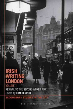 Irish Writing London