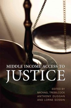 Middle Income Access to Justice