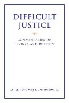 Difficult Justice