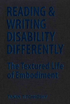 Reading and Writing Disability Differently