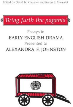 """""""Bring Furth the Pagants"""""""