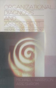 Organizational Diagnosis and Assessment