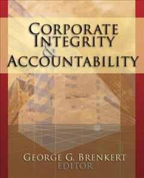 Corporate Integrity & Accountability
