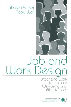Job and Work Design