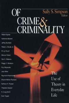 Of Crime & Criminality