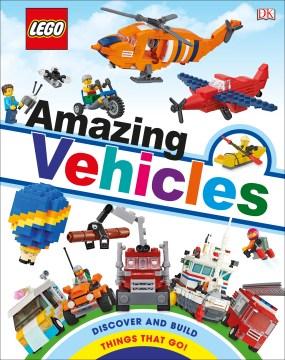Lego Amazing Vehicles (Library Edition)