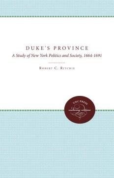 Duke's Province