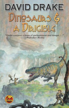 Dinosaurs & A Dirgible