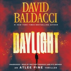David Baldacci Fall 2020