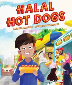 Halal Hot Dogs