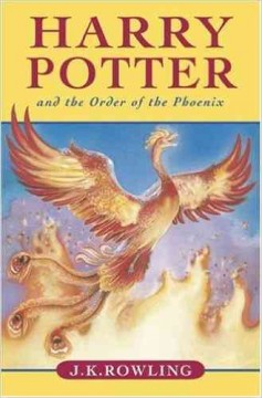 Harry Potter And The Order Of The Phoenix  (Duplicate)