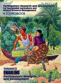 Participatory Research and Development for Sustainable Agriculture and Natural Resource Management