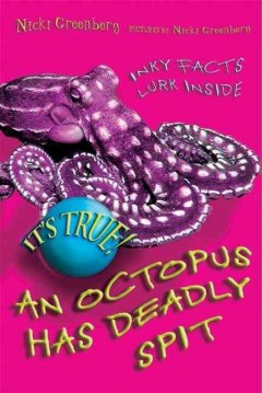 An Octopus Has Deadly Spit