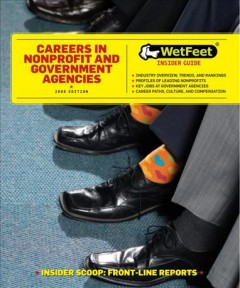 Careers in Nonprofit and Government Agencies