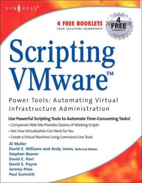 Scripting VMware