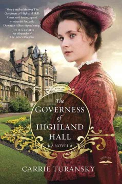 The Governess of Highland Hall