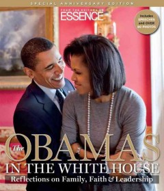 The Obamas in the White House