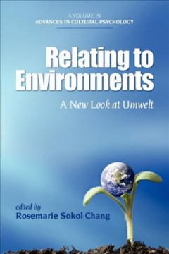 Relating to Environments