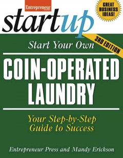 Start your Own Coin Operated Laundry