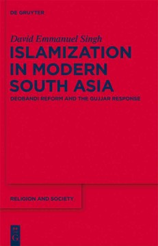 Islamization in Modern South Asia