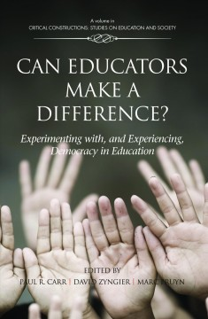 Can Educators Make A Difference?
